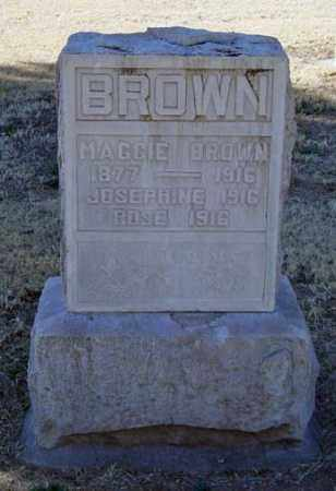 BROWN, JOSEPHINE - Maricopa County, Arizona | JOSEPHINE BROWN - Arizona Gravestone Photos