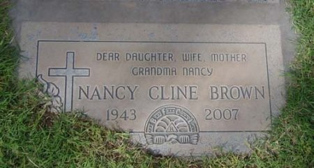 BROWN, NANCY - Maricopa County, Arizona | NANCY BROWN - Arizona Gravestone Photos