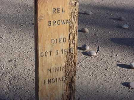 BROWN, ROBERT E LEE - Maricopa County, Arizona | ROBERT E LEE BROWN - Arizona Gravestone Photos