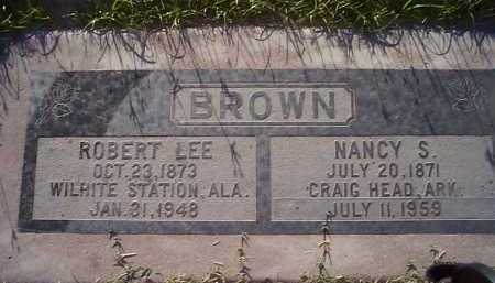 BROWN, NANCY S. - Maricopa County, Arizona | NANCY S. BROWN - Arizona Gravestone Photos