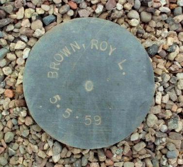 BROWN, ROY L - Maricopa County, Arizona | ROY L BROWN - Arizona Gravestone Photos
