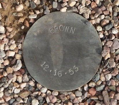 BROWN, UNNAMED - Maricopa County, Arizona | UNNAMED BROWN - Arizona Gravestone Photos