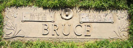 BRUCE, BAILEY H. - Maricopa County, Arizona | BAILEY H. BRUCE - Arizona Gravestone Photos