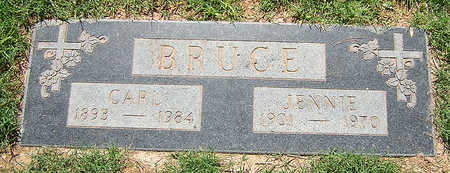 MORAGA BRUCE, JENNIE - Maricopa County, Arizona | JENNIE MORAGA BRUCE - Arizona Gravestone Photos