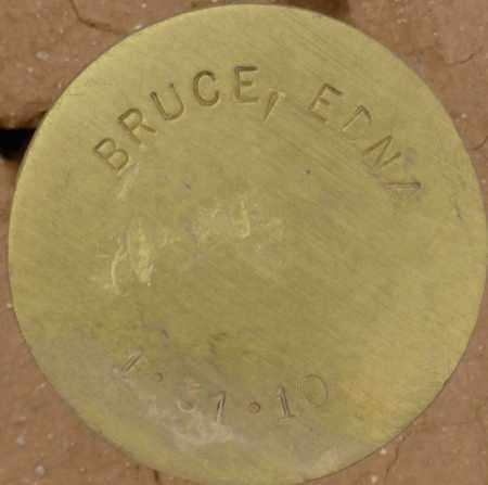 BRUCE, EDNA - Maricopa County, Arizona | EDNA BRUCE - Arizona Gravestone Photos