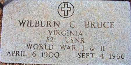BRUCE, WILBURN C. - Maricopa County, Arizona   WILBURN C. BRUCE - Arizona Gravestone Photos