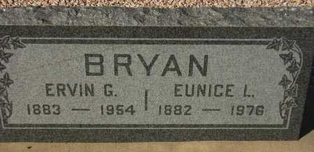 BRYAN, ERVIN G. - Maricopa County, Arizona | ERVIN G. BRYAN - Arizona Gravestone Photos