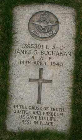 BUCHANAN, JAMES G. - Maricopa County, Arizona | JAMES G. BUCHANAN - Arizona Gravestone Photos