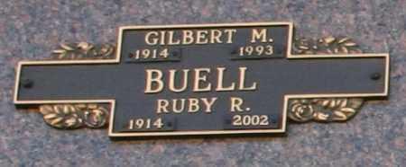 BUELL, RUBY R - Maricopa County, Arizona | RUBY R BUELL - Arizona Gravestone Photos