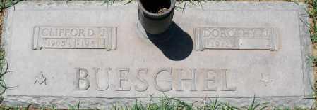 BUESCHEL, DOROTHY J. - Maricopa County, Arizona | DOROTHY J. BUESCHEL - Arizona Gravestone Photos