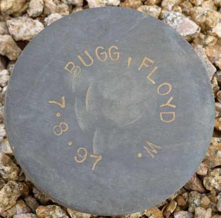 BUGG, FLOYD W. - Maricopa County, Arizona | FLOYD W. BUGG - Arizona Gravestone Photos