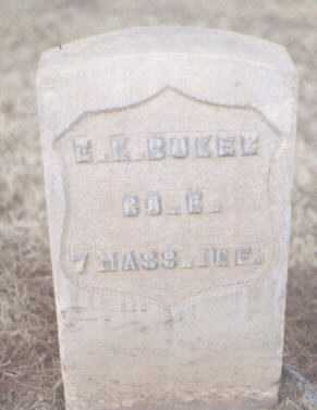 BUKER, EDWARD K. - Maricopa County, Arizona | EDWARD K. BUKER - Arizona Gravestone Photos