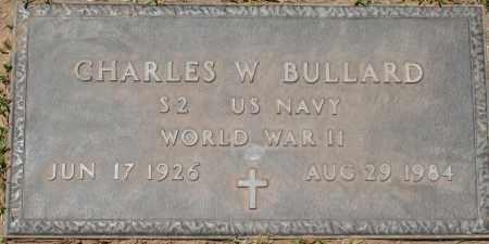 BULLARD, CHARLES W. - Maricopa County, Arizona | CHARLES W. BULLARD - Arizona Gravestone Photos