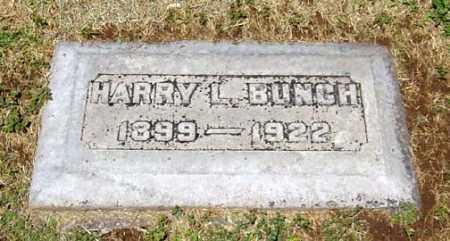 BUNCH, HARRY L. - Maricopa County, Arizona | HARRY L. BUNCH - Arizona Gravestone Photos