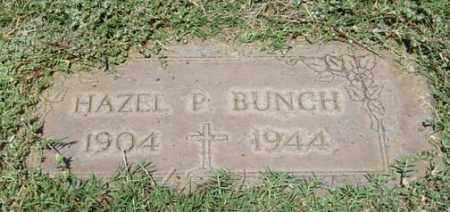 MILLER BUNCH, PAULINE HAZEL - Maricopa County, Arizona | PAULINE HAZEL MILLER BUNCH - Arizona Gravestone Photos