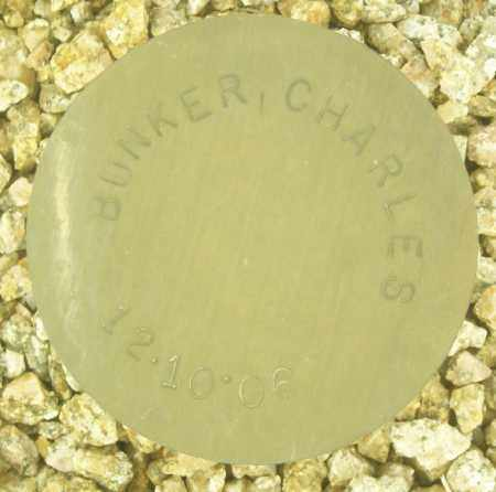 BUNKER, CHARLES - Maricopa County, Arizona | CHARLES BUNKER - Arizona Gravestone Photos