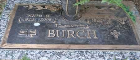 BURCH, RUTH E. - Maricopa County, Arizona | RUTH E. BURCH - Arizona Gravestone Photos