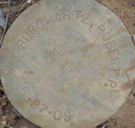 BURCHARTZ, ROBERT P. - Maricopa County, Arizona | ROBERT P. BURCHARTZ - Arizona Gravestone Photos