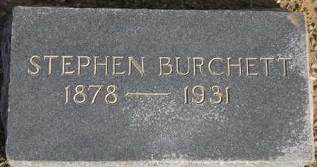 BURCHETT, STEPHEN - Maricopa County, Arizona | STEPHEN BURCHETT - Arizona Gravestone Photos