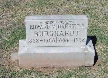 BURGHARDT, EDWARD V - Maricopa County, Arizona | EDWARD V BURGHARDT - Arizona Gravestone Photos