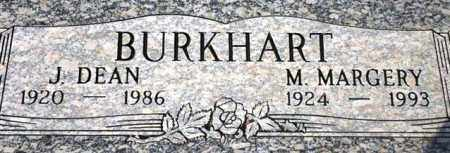 OLSON BURKHART, M. MARGERY - Maricopa County, Arizona | M. MARGERY OLSON BURKHART - Arizona Gravestone Photos