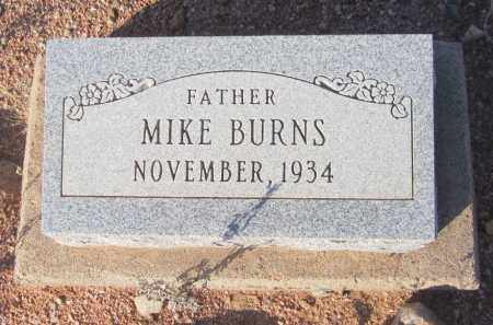 BURNS, MIKE - Maricopa County, Arizona | MIKE BURNS - Arizona Gravestone Photos