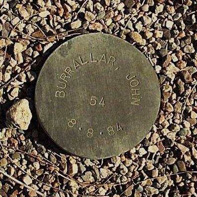 BURRALLAR, JOHN - Maricopa County, Arizona   JOHN BURRALLAR - Arizona Gravestone Photos