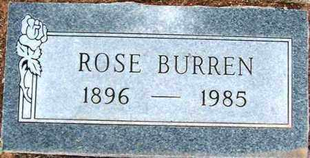 BURREN, ROSE - Maricopa County, Arizona | ROSE BURREN - Arizona Gravestone Photos