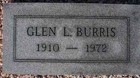 BURRIS, GLEN L. - Maricopa County, Arizona | GLEN L. BURRIS - Arizona Gravestone Photos