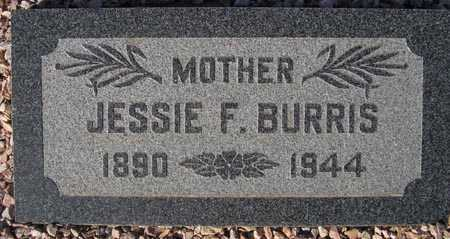 BURRIS, JESSIE F. - Maricopa County, Arizona | JESSIE F. BURRIS - Arizona Gravestone Photos