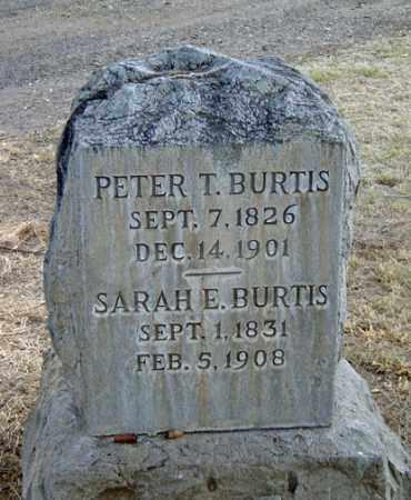 BURTIS, PETER TALMAN - Maricopa County, Arizona | PETER TALMAN BURTIS - Arizona Gravestone Photos