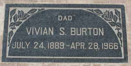 BURTON, VIVIAN SHIPLEY - Maricopa County, Arizona | VIVIAN SHIPLEY BURTON - Arizona Gravestone Photos