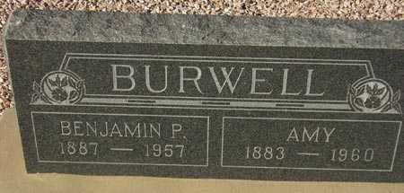 BURWELL, AMY - Maricopa County, Arizona | AMY BURWELL - Arizona Gravestone Photos