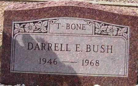 BUSH, DARRELL E. (T-BONE) - Maricopa County, Arizona   DARRELL E. (T-BONE) BUSH - Arizona Gravestone Photos
