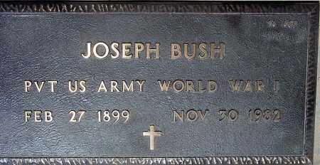 BUSH, JOSEPH - Maricopa County, Arizona | JOSEPH BUSH - Arizona Gravestone Photos