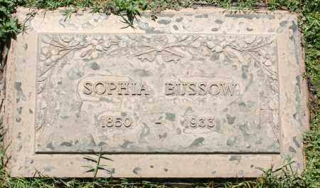 BUSSOW, SOPHIA - Maricopa County, Arizona | SOPHIA BUSSOW - Arizona Gravestone Photos