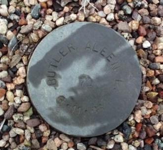 BUTLER, ALEEN E. - Maricopa County, Arizona | ALEEN E. BUTLER - Arizona Gravestone Photos