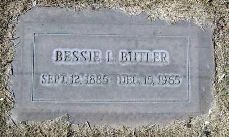 BUTLER, BESSIE L. - Maricopa County, Arizona | BESSIE L. BUTLER - Arizona Gravestone Photos