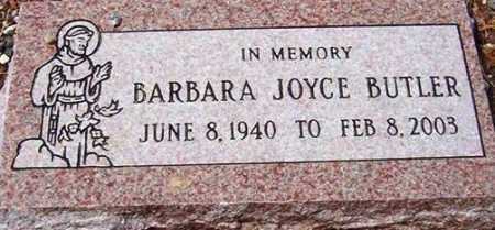 BUTLER, BARBARA JOYCE - Maricopa County, Arizona | BARBARA JOYCE BUTLER - Arizona Gravestone Photos