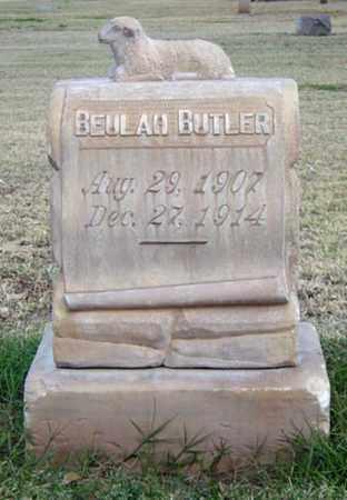 BUTLER, BEULAH ALTA - Maricopa County, Arizona   BEULAH ALTA BUTLER - Arizona Gravestone Photos