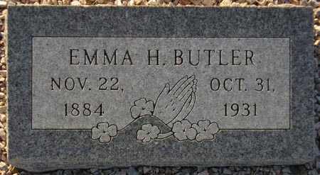 BUTLER, EMMA H. - Maricopa County, Arizona | EMMA H. BUTLER - Arizona Gravestone Photos