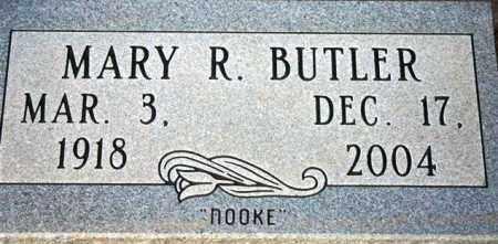 BUTLER, MARY R. - Maricopa County, Arizona | MARY R. BUTLER - Arizona Gravestone Photos
