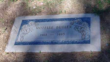 BUTLER, MOZELLE - Maricopa County, Arizona | MOZELLE BUTLER - Arizona Gravestone Photos