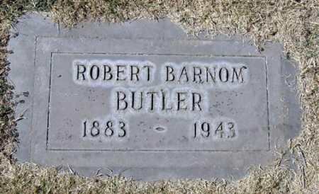 BUTLER, ROBERT BARNOM - Maricopa County, Arizona   ROBERT BARNOM BUTLER - Arizona Gravestone Photos