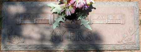 BYERS, AVIS W. - Maricopa County, Arizona | AVIS W. BYERS - Arizona Gravestone Photos