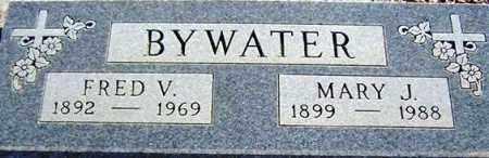 BYWATER, FRED V. - Maricopa County, Arizona | FRED V. BYWATER - Arizona Gravestone Photos