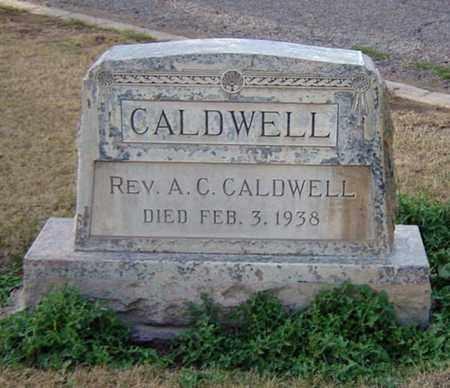 CALDWELL, ALLEN CHARLES - Maricopa County, Arizona | ALLEN CHARLES CALDWELL - Arizona Gravestone Photos