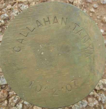 CALLAHAN, TANYA - Maricopa County, Arizona | TANYA CALLAHAN - Arizona Gravestone Photos