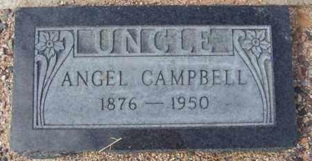 CAMPBELL, ANGEL - Maricopa County, Arizona | ANGEL CAMPBELL - Arizona Gravestone Photos
