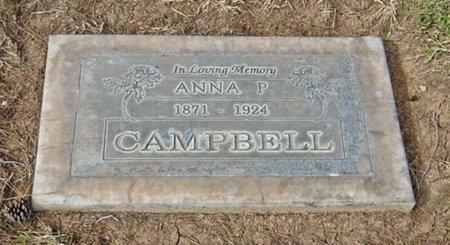 CAMPBELL, ANNA PRISCILLA - Maricopa County, Arizona   ANNA PRISCILLA CAMPBELL - Arizona Gravestone Photos